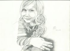 Rose From Within by abstractartchick.deviantart.com on @deviantART