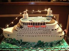 cake boat - Buscar con Google