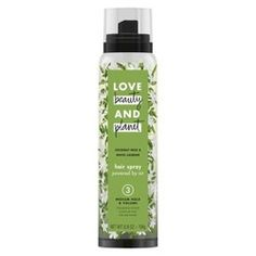 Purchase Love Beauty & Planet Coconut Milk and White Jasmine Medium Hold and Volume Hair Spray - from Phusia on OpenSky. Share and compare all Beauty. Jasmine Hair, White Jasmine, Leave In Conditioner, Hair Conditioner, Organic Coconut Oil, Coconut Milk, Hair Volume Spray, Beauty Planet, Frizz Control