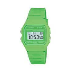 04f073f0ee0 Casio Green Digital Watch Casio Watch