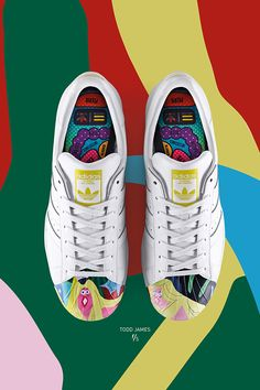 buy online 1107f 90ac0 SUPERSTAR PHARRELL SUPERSHELL   Supershell - Artwork Collection   adidas  Originals ♥ Pin for later.