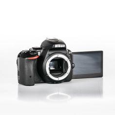 Nikon D5500 Appareil photo numérique - Reflex Boitier nu - Noir
