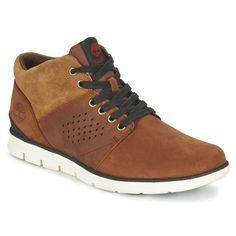 c6b9baa461e Timberland BRADSTREET HALF CAB Marron prix Boots Homme Spartoo 125.00 €  Vêtements Pas Cher