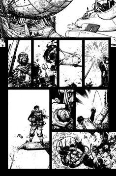 Wild Blue Yonder Issue 3 Page 23 by Spacefriend-KRUNK on deviantART