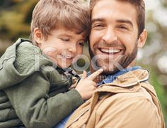 He can always make me laugh royalty-free stock photo