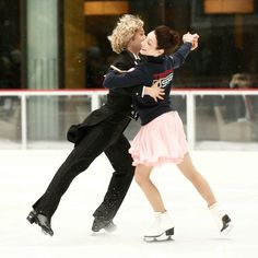 Ice dancing Olympic champions Meryl Davis and Charlie White will get the chance to twizzle their way into our hearts again—this time as part of the cast of ABC's hit show Dancing With the Stars, which will air its Season 18 premiere at 8 p.m. EST on March 17.