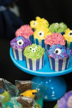 Incredible Monsters University 1st Birthday Extravaganza