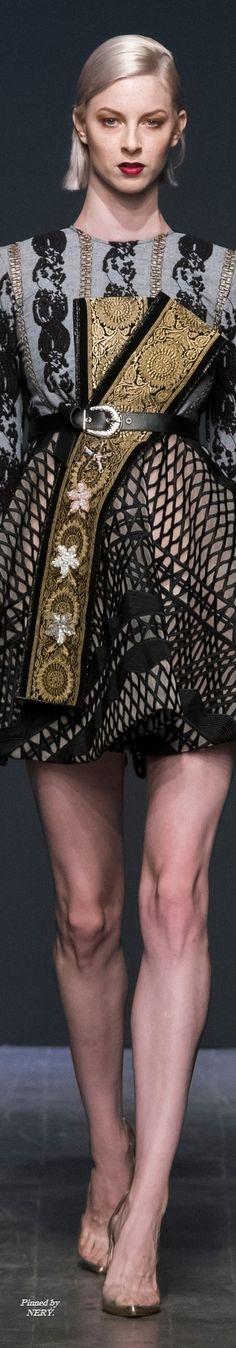 Hussein Bazaza - Couture Fall 2016