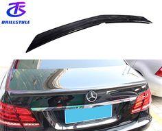 More detail,please contact us: Email:info@brillstyle.com Carbon Fiber Spoiler, Mercedes Benz, Detail, Carbon Fiber