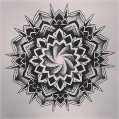selection-de-coloriages-de-mandala-099 #mandala #coloriage #adulte via dessin2mandala.com