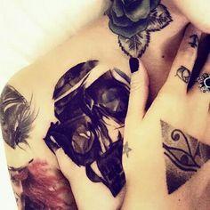 Lee Zin's tattoos