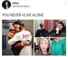 BTS V Live