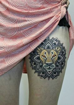 Love the lion, not the placement