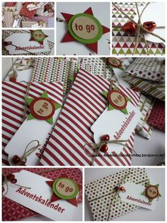 made with love by kme: Adventskalender to go
