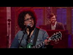 Alabama Shakes - Hold On - this is a terrific Southern Rock Band  - just listen to this girl sing