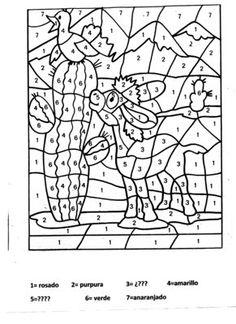 Spanish Worksheets for Children Printables Childrens