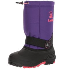 Kamik Rocket Cold Weather Boot - Boys Snow Boots Boys Snow Boots, Duck Boots, Cowgirl Boots, Winter Boots, Doc Martens Outfit, Doc Martens Boots, Yellow Boots, Cold Weather Boots, Look Good Feel Good