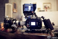 @Movcam rig with #Kineraw-s35