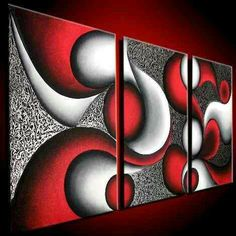 Abstract Photography – Buy Abstract Art Right Oil Painting Abstract, Abstract Canvas, Canvas Wall Art, Triptych, Abstract Photography, Mosaic Art, Painting Inspiration, Modern Art, Artwork