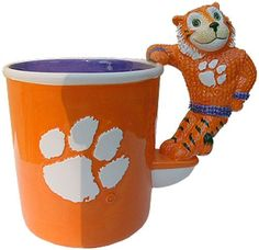 Clemson mug for Michael:)