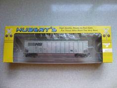 Hubert's Norfolk Southern Coalporter HO Scale Train Car 10406 Set 2 w/ Box…