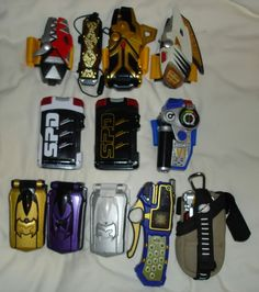 power rangers morphers toys | Ranger Powers » A blog about Power Rangers, Sentai, Kamen Rider, Toy ...