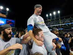 From Chicago to Cleveland, anxiety levels skyrocketed during Game 7 of the World Series. Today the World Champion Cubs hold their victory parade in the streets of Chicago  (noon ET on ESPN/WatchESPN).