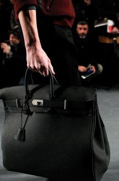 Hermes Birkin Bag for men.... #fashion