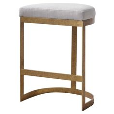 26 inches high x 18 inches wide x 15 inches deep Modern Counter Stools, 26 Bar Stools, Backless Counter Stools, Brass Bar Stools, All Modern, Modern Classic, Interior Design Gallery, Cds, Modern Materials