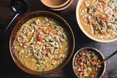 Mexican Stewed Beans with Salsa Fresca from Christopher Kimball's Milk Street Mexican Stew, Mexican Dishes, Mexican Menu, Mexican Night, Mexican Cooking, Mexican Food Recipes, Ethnic Recipes, Bean Recipes, Quick Recipes