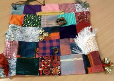 Make your own sensory quilts to ease agitated or restless clients.Thank you…