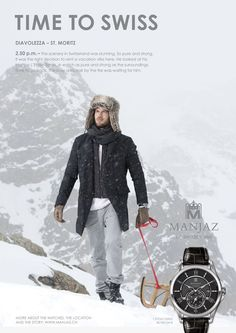 MANJAZ campaign