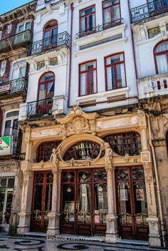 Café Majestic el más visitado en Oporto | Turismo en Portugal (shared via SlingPic)