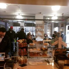 Just like #MaryKateAndAshley #FullHouse #blackrailcoffee #jerseycity #hoboken #coffeeshop