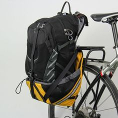 Haul-It - Arkel Bike Panniers Bike Shelter, Bike Panniers, Truck Bed, Briefcase, Golf Bags, Touring, Gym Bag, Bicycle, Bike Packing