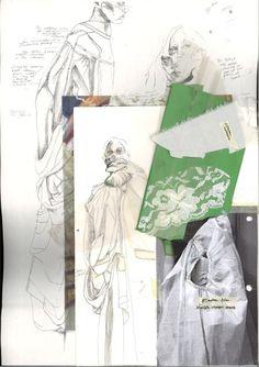 Fashion portfolio design projects central saint martins ideas for 2019 Sketchbook Layout, Textiles Sketchbook, Sketchbook Pages, Sketchbook Inspiration, Mode Inspiration, Sketchbook Ideas, Mode Portfolio Layout, Fashion Portfolio Layout, Fashion Design Sketchbook