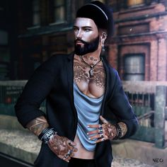 Male Fashion Tips: #186