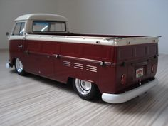vw kombi pickup - Google Search