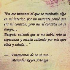 〽️ Mercedes Reyes Arteaga