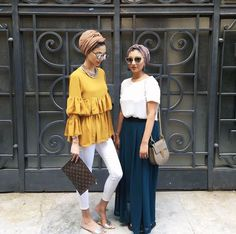 What Does Modest Fashion Really Look Like? via @WhoWhatWearUK