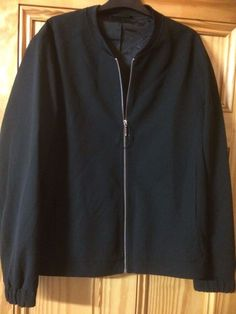 Primark - Mens Black Jacket - Size XL - new without tags #Primark
