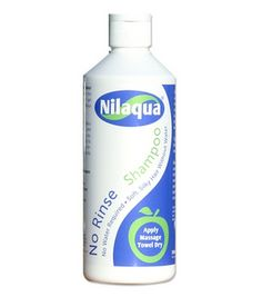 Nilaqua No Rinse Shampoo, new product, LOW price! £2.99, Grab a Bragain Today!