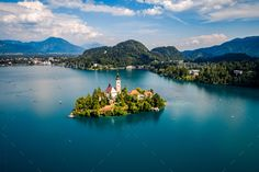 Lake Bled, Slovenia, Travel, Trip, Tourist Attraction ...