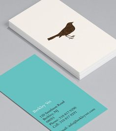 Animal Outlines: these simple minimal Business Cards for vets place animal outlines on a simple cream background filling each outline with an attractive wallpaper-like pattern. An elegant calm Business Card for the veterinarian with an eye for design. Business Cards Layout, Letterpress Business Cards, Minimalist Business Cards, Simple Business Cards, Animal Outline, Visiting Card Design, Bussiness Card, Card Templates, Design Templates