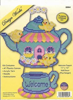Welcome Teapot 1