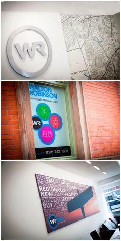Walton Robinson | retail space | MDF logo with map | manifestation (chinese) | Angel panel Wayfinding Signs, Signage, Retail Space, Helping People, Chinese, Angel, Map, Logo, Logos