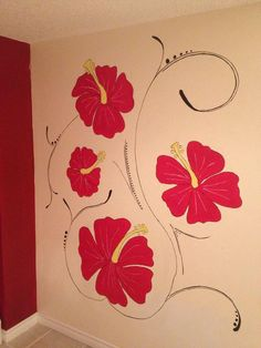 This mural was created in my friends bathroom, thanks for looking! Check out my page on facebook at Caught Your Eye Murals Wall Murals, Thankful, Eye, Facebook, Bathroom, Canvas, Create, Friends, Check