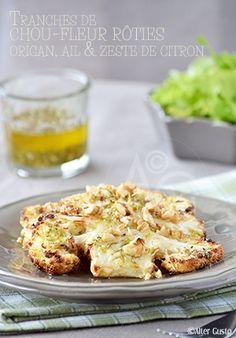 Une autre façon de cuire le chou-fleur, en tranches épaisses et au four, qui nous a beaucoup plu. Je suis une adepte de la cuisson au four des légumes, quelle que soit la saison. Je trouve que cela leur donne...