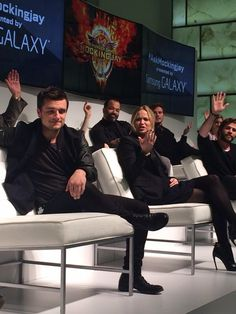 Jen is obviously judging something josh said