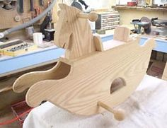 Make your kids a Rocking Horse